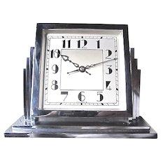 Genuine, 1939 Chelsea Clock, Athena swivel clock - not repro.