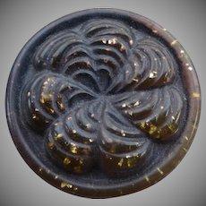 1930's Large Vintage Celluloid Button