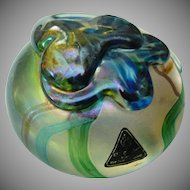 Wonderful Michael Harris Isle of Wight Paperweight