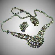 Lovely Sherman Necklace and Earring Set