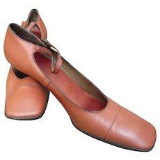 Prada Italian Leather Shoes