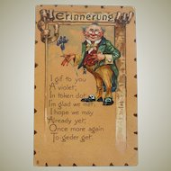 Vintage Raphael Tuck St. Paddy's Day Postcard