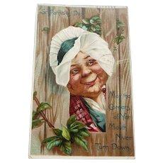 Vintage Raphael Tuck St. Patrick's Postcard