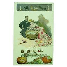 1907 Vintage Halloween Postcard