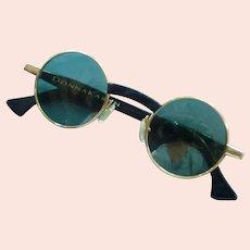 Vintage 1980's Donna Karan Sunglasses