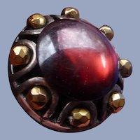 Vintage Composite Decorative button