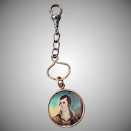 Late 1800's Watch Fob