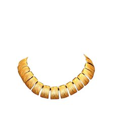 Anne Klein Bold Statement Necklace