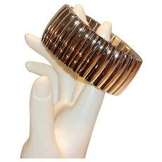 Milor Stainless Steel Expansion Bracelet