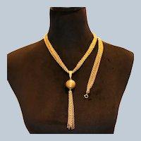 Multi-Chain Necklace, Pendant, Bracelet Set