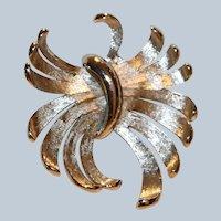 Pastelli Silver Tone Brooch Pin