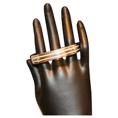 Tiffany & Co. Sterling Cuff Bracelet w pouch