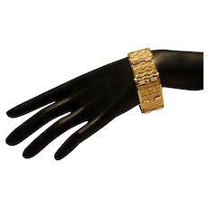 Anson Wavy Link Panel Bracelet