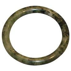 63mm Jade Bangle Bracelet 42 grams