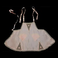 Lovely hand made apron for your doll