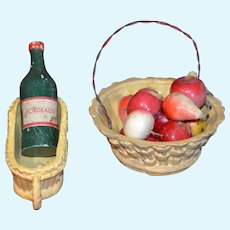 French 1900/1920 grocery or kitchen accessories