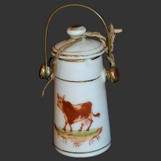 Antique  rare milk jug for your doll