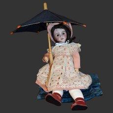 Doll's umbrella or parasol for bleuette sister