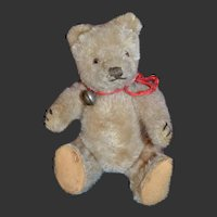 "7"" Steiff teddy bear from 1950s to the mid 1960s,"