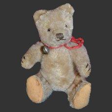 "7"" Steiff teddy bear from 1950s to the mid 1960s,"
