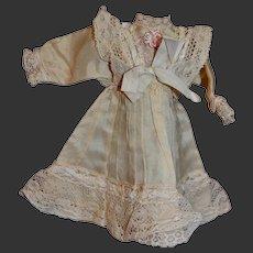 Vintage dress for your little doll