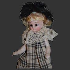 French pocket doll all big with beautiful big eye