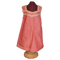 Charming  Apron for your doll