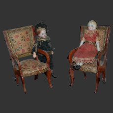 Little couple for your doll's houses