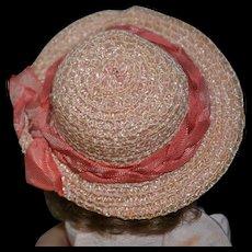 Gautier Languereau hat for Bleuette