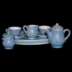 German tea set for your fashion doll