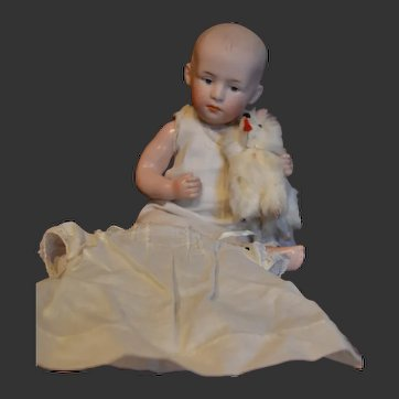 Lovely antique character baby Heubach