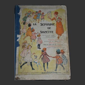 Semaine de Suzette by Gautier Languereau