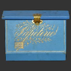 """Rare and original papeterie """"ma poupée"""" for your doll circa 1880/1890"""