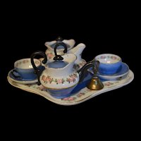 Wonderfull Napoleon III tea set for doll