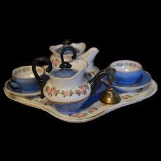 Wonderfull Napoleon III tea set for doll
