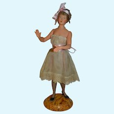 Rare antique french mannequin