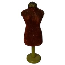 Rare Toy mannequin of the 20's