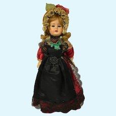 All original composition doll  EDEN BEBE