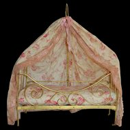 French huret type métal canopy