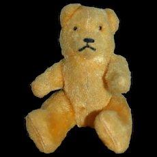 "Charming  5"" vintage  1940 teddy bear"