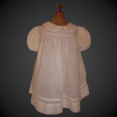 Muslin child dress 1910/1920