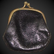 Charming little purse for doll 1900