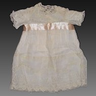 Gorgeous lace dress perfect condition for your big doll