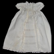 Rare original charractère doll vintage baby gown