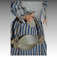 Lovely Antique purse for doll