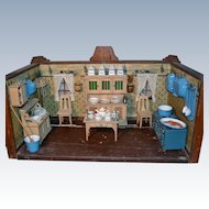 Wonderful antique german kitchen
