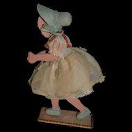 Nice DOLL, decorative figure 1930