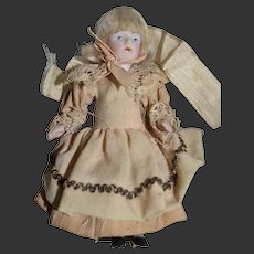 Nice little britany all bisque doll