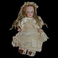 """Nice tiny SFBJ doll 5"""""""