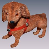 Adorable Dachshund dog  for your doll